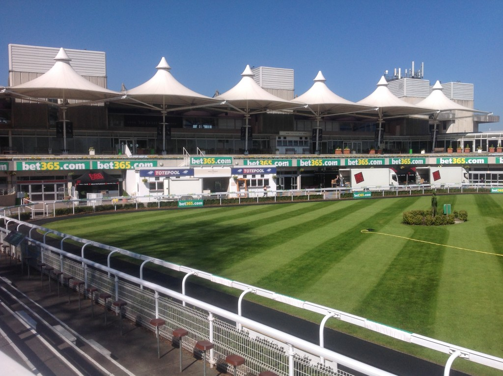 Horseracing events at Sandown Park